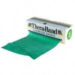 Thera Band grün 5,5m Rolle